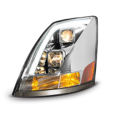 Projector Headlight for Volvo VNL