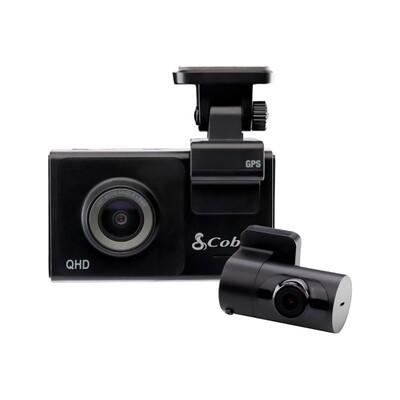 Cobra Dual Channel QHD Dash Cam