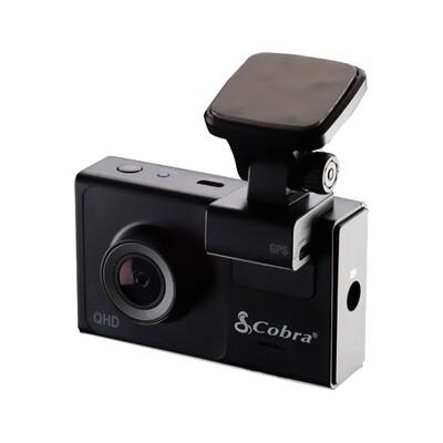Cobra Configurable QHD Resolution Dash Cam
