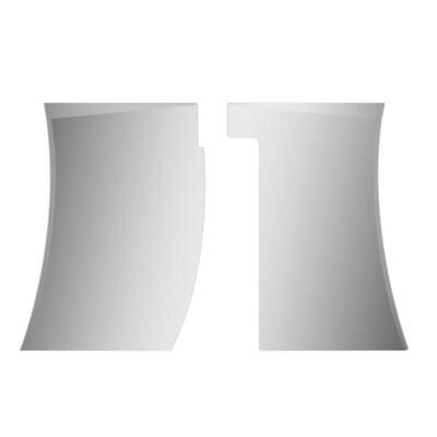 Peterbilt 389 Deluxe Blank Cowl Panel (2011-2013)