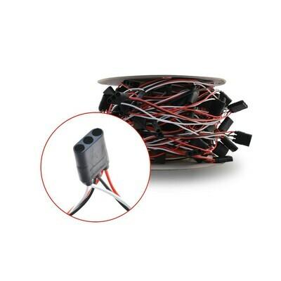 Wire Harness - Triple Terminal - 6