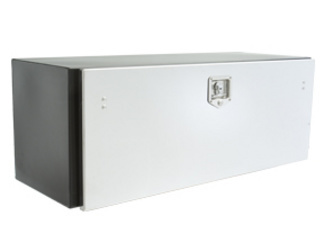 Stainless Steel Box with Drop Down Door in Different Lengths
