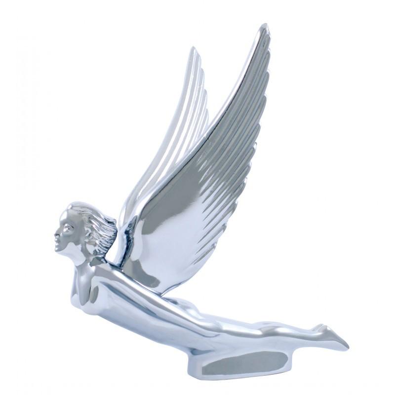 Flying Goddess Hood Ornament