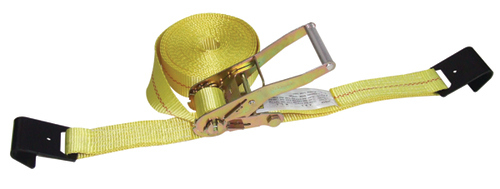 30 Feet Cargo Strap with Ratchet