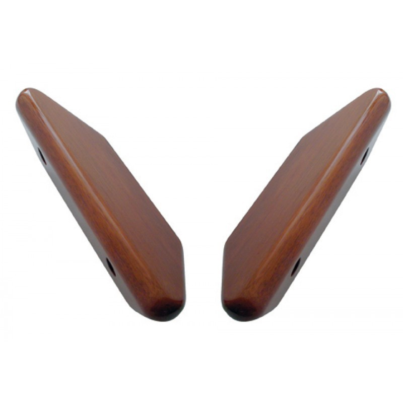 Wood Armrest for Kenworth Regular Cab