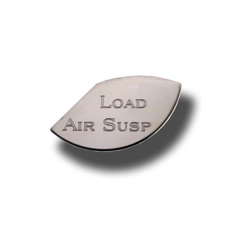 Gauge Emblem-Load air suspension for Kenworth