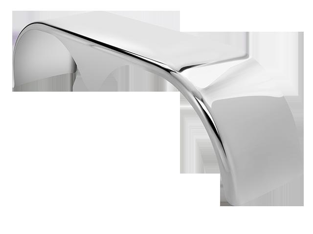 Stainless Steel 105 Inch Full 25.5 Inch Tear Drop Tandem FendeRS