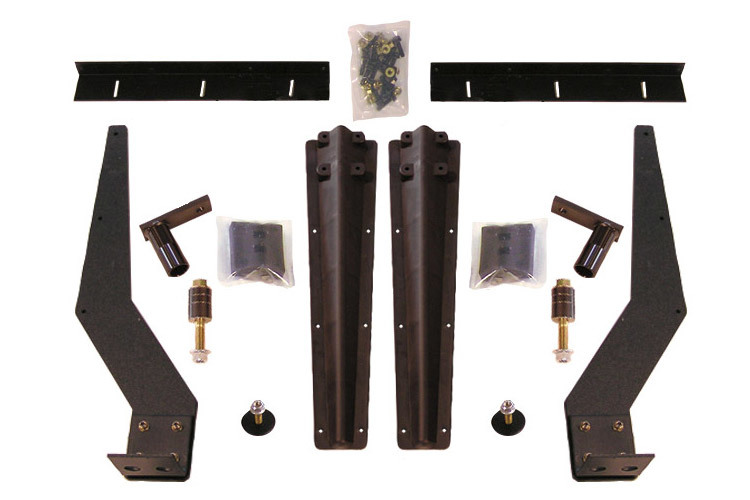 Plastic Bolt-on Brackets for Minimizer 4050 and 950 Fender Series