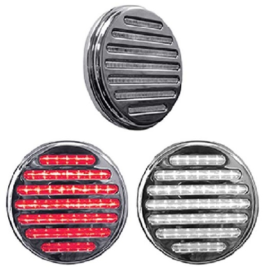 4 in 1 Dual Stop/Tail/Turn & Backup LED Light