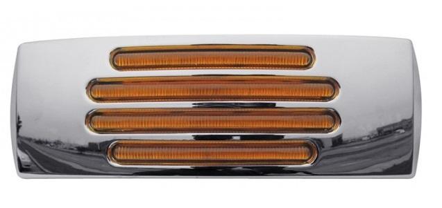 Flatline Amber LED Marker Light