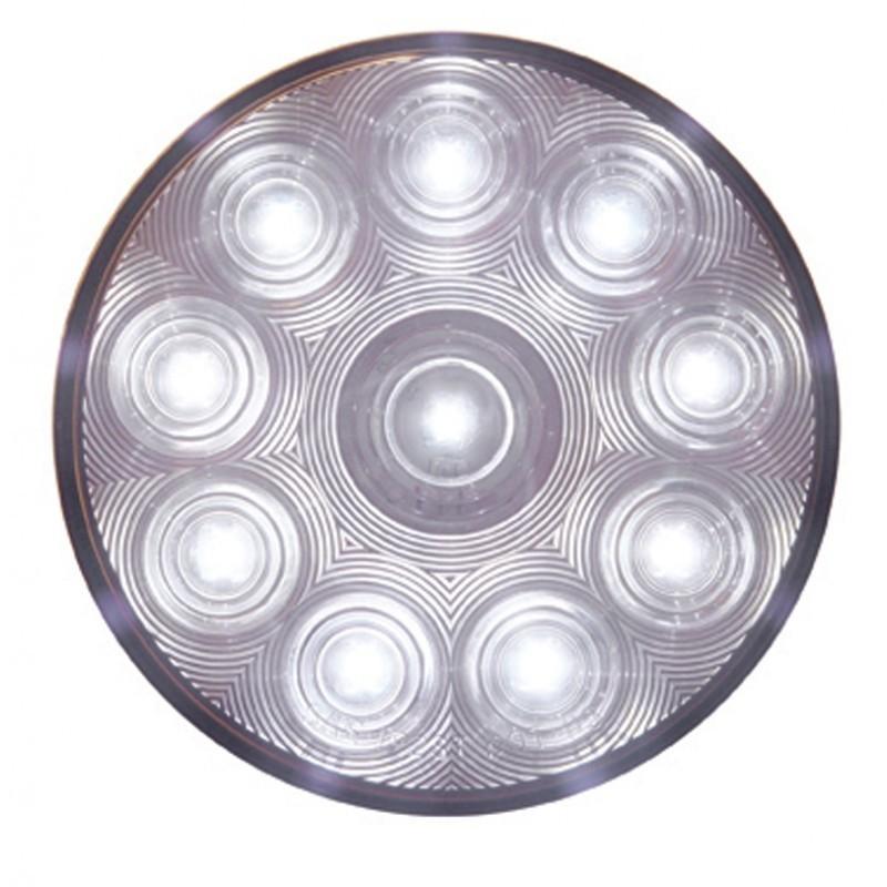 4 Inch Round LED Back Up Light