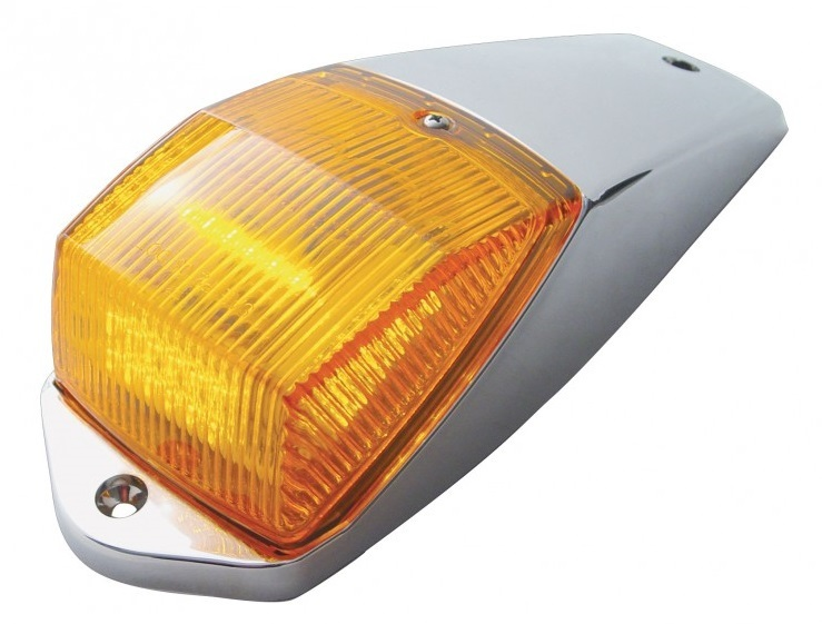 36 LED Reflector Cab Light Kit with Amber or Clear Lens with Housing