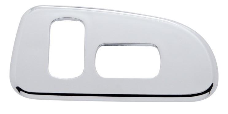 Peterbilt 2006+ Passenger Side Window Switch Trim 2 Holes