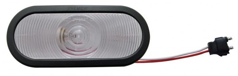 Oval Back-Up Light