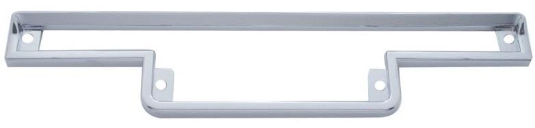 Peterbilt T-Bar Instrument Light Panel Bezel with Visor