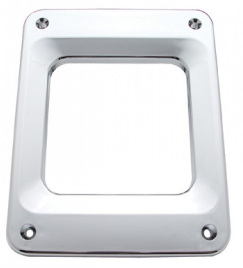 Chrome Door Handle Trim for Kenworth