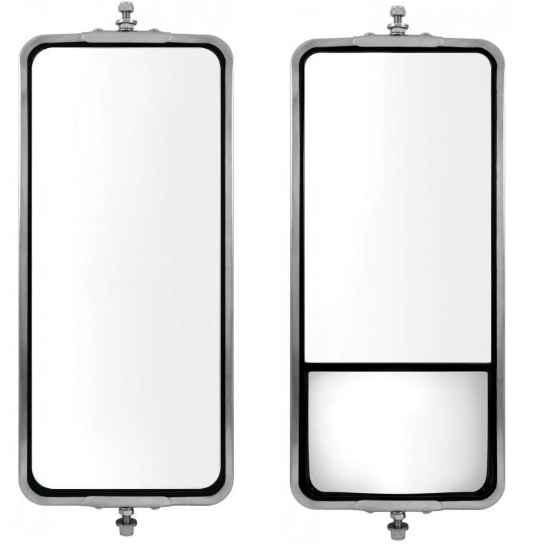 Stainless Steel West Coast Mirror - 7