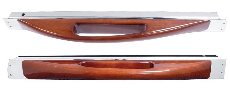 Wood Arm Rest Kit for Peterbilt