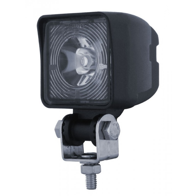 1 High Power 10 Watt LED Mini Work Light - 800 Lumen