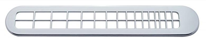 Peterbilt Chrome A/C Defroster Vent Cover