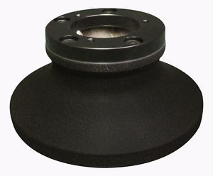 Black Economy Steering Wheel 3-Hole Hub for Hino 2005-On