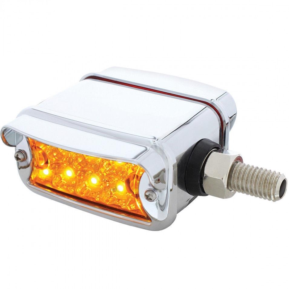 Double Face Dual Function LED Reflector Horizontal Visor