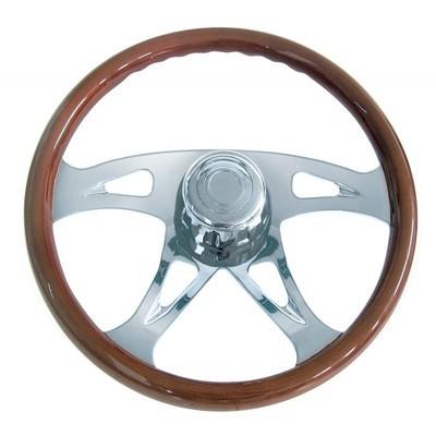 Boss Wood Steering Wheel 18