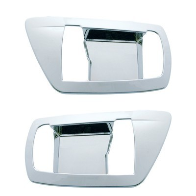 2006+ Kenworth Door Handle Trims - Pair