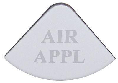 Gauge Plate Emblem - Air Apply for Freightliner