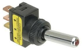LED Toggle Switch