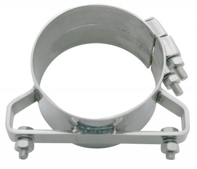 Wide Band Exhaust Clamp in Different Sizes for Freightliner