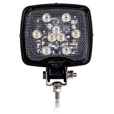 Square Light Weight Composite 500 Lumen 9 LED Work Light