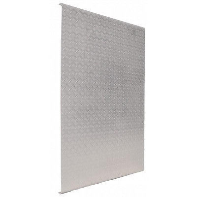 Aluminum Diamond Deck Plate 60