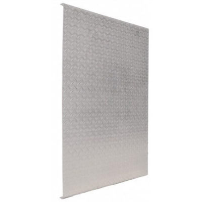Aluminum Diamond Deck Plate 48