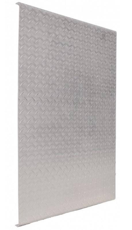 Aluminum Diamond Deck Plate 24