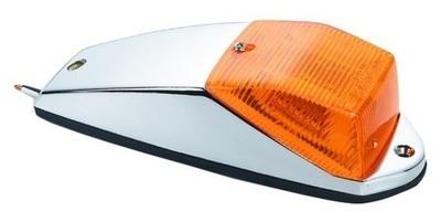 Super Bright Chrome Cab Marker Light (LED )