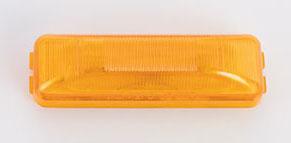 Rectangular Marker Light – Amber