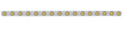 Stainless Steel Light Bracket with 16 Amber 2
