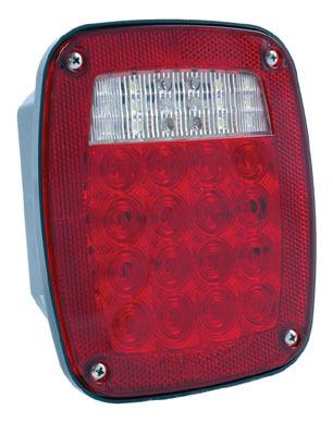 Universal LED Combo Tail light