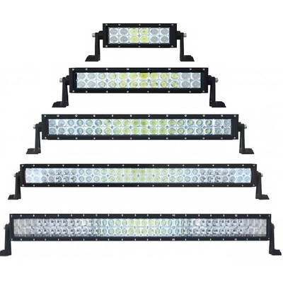 High Power LED Double Row Light Bar in Different Sizes