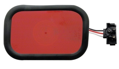Rectangular Stop, Turn & Tail Light