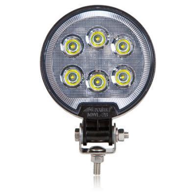 Round 1,200 Lumen 6 LED Work Light