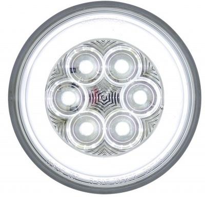 21 LED 4 Inch Back-Up GLO Light