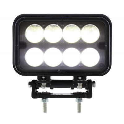 8 High Power LEDs Work Light with Flood Function