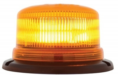 3 High Power LED Beacon Light - Permanent or Magnet Mount
