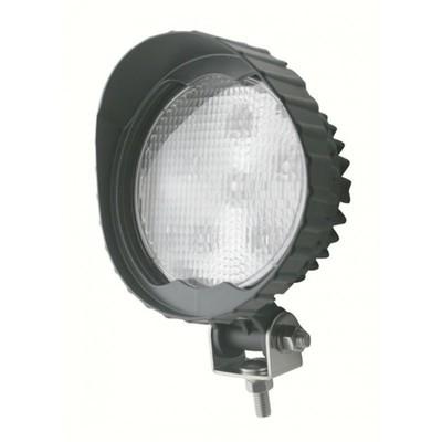 6 High Power Extra Bright 5 Watt 1400 Lumen LED Work Light with Visor