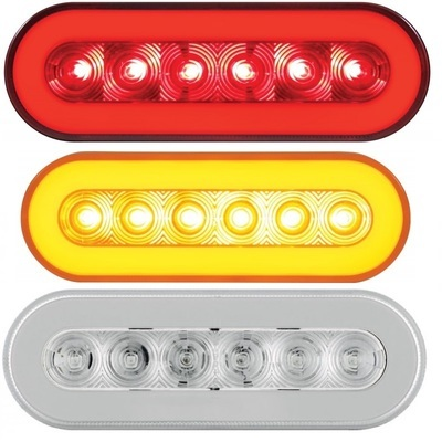 Stop, Turn, Tail and Park, Turn, Clearance LED Light in