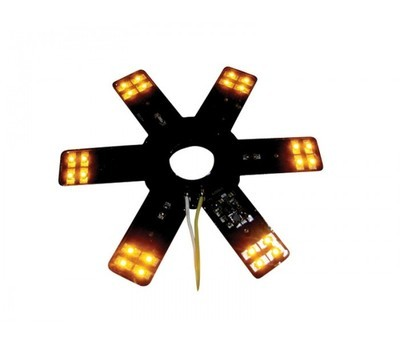 8 Inch Star LED Air Cleaner Light