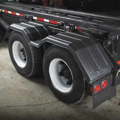 Poly Fender Tandem Axle Set