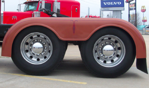 Standard Classic Front Fender